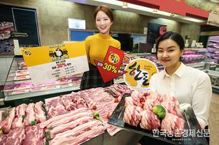 '한돈' 수급안정으로 돼지가격 상승 기대감↑