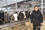 서울우유 '나 100우유' 생산현장 '말뫼목장'을 찾아서…