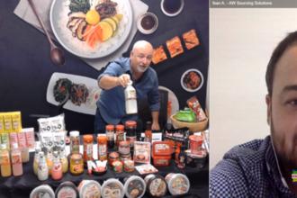 언택트 벤더박람회로 한국 농식품 미국 수출시장 뚫는다!